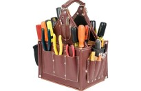 best Occidental Leather 5585, Stronghold Journeyman's Tool Bag