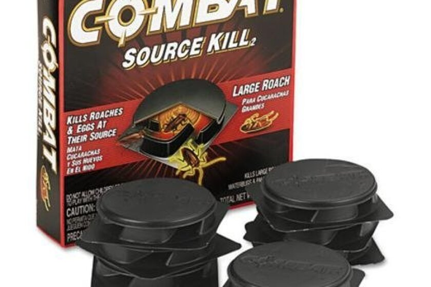 Combat 41913 Source Kill Roach Killing System