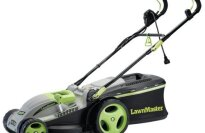 "LawnMaster MEB1016M 15"" 2-in-1 Electric Mulching Mower"