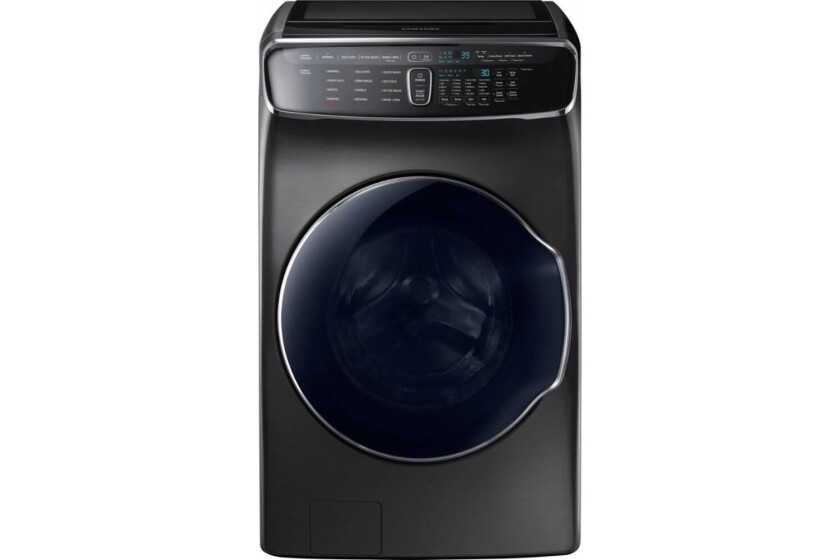Samsung WV60M9900AV FlexWash Front Load Washing Machine