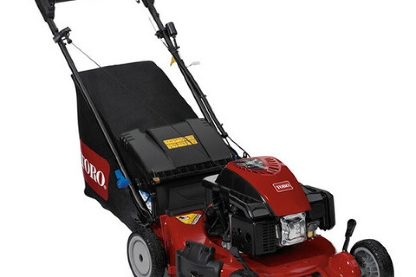 "Toro Super Recycler 21"",159cc Personal Pace Lawn Mower"