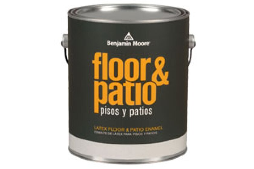 Benjamin Moore Alkyd Porch and Floor Enamel
