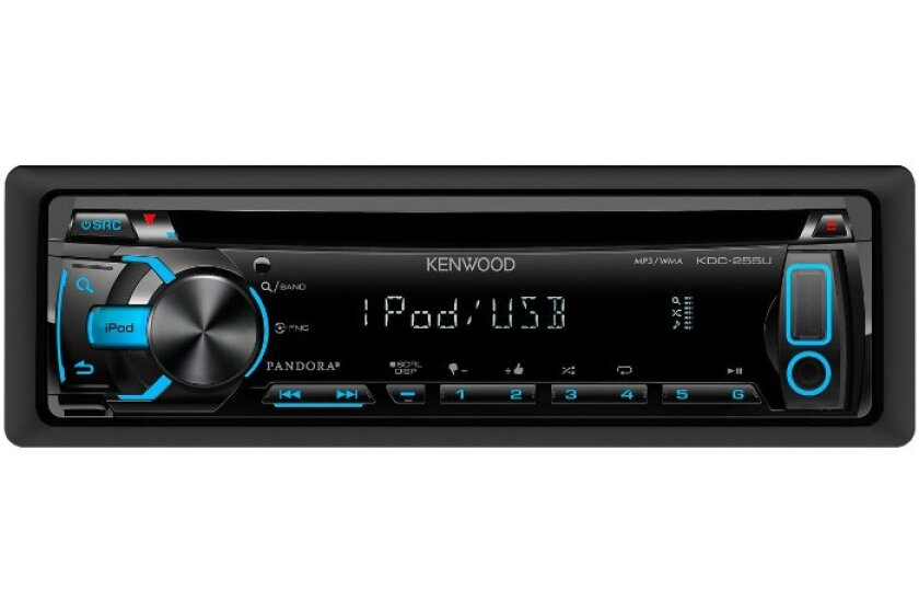 Kenwood KDC-255U In-Dash USB/CD Receiver