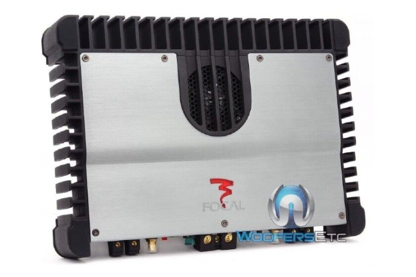best Focal FPS 2160 2-Channel Class AB Symmetric Amplifier