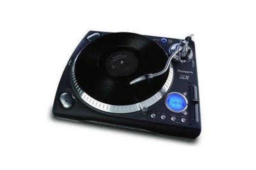Numark TTX Professional DJ Turntable