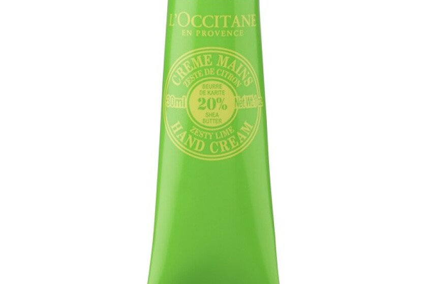 L'Occitane En Provence Shea Butter Zesty Lime Hand Cream
