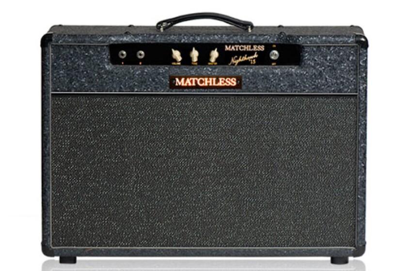Matchless Nighthawk Reverb 1x12 Guitar Combo Amp