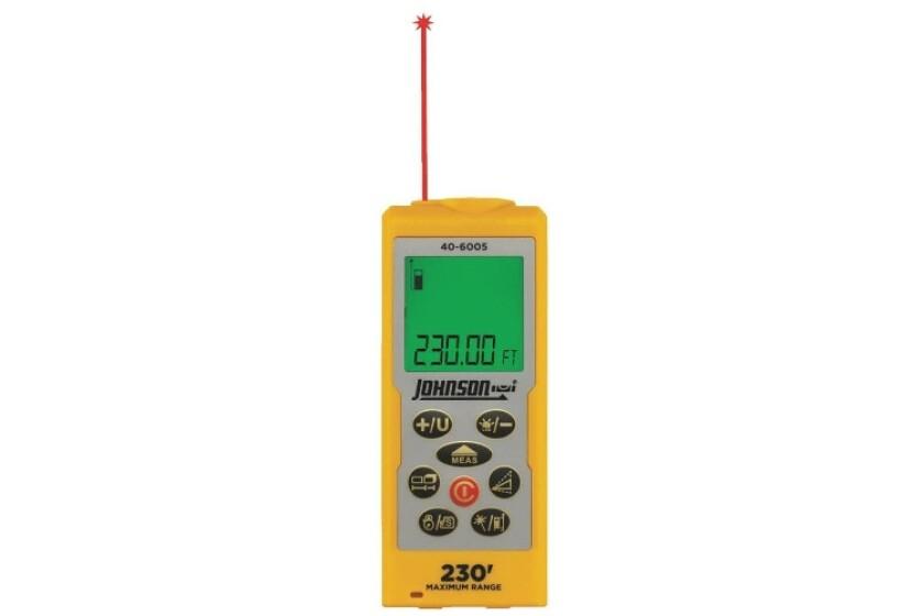 best Johnson 230-Feet Laser Measuring Tool