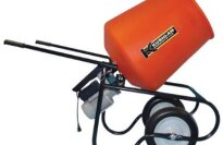 Kushlan 350DD Direct Drive Cement Mixer