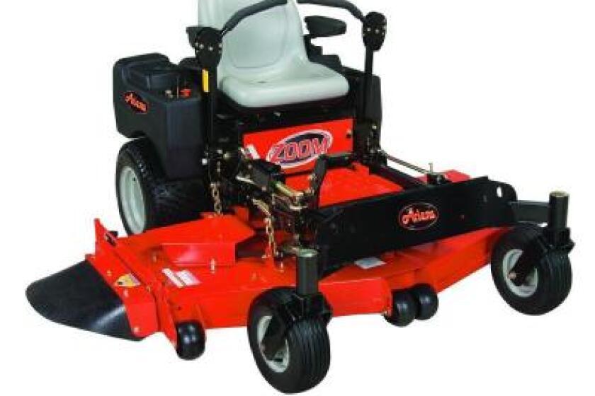Ariens Max Zoom 48 Zero Turn Mower