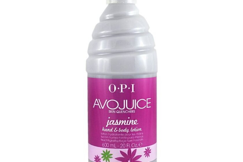 O.P.I. AvoJuice SkinQuenchers Hand and Body Lotion