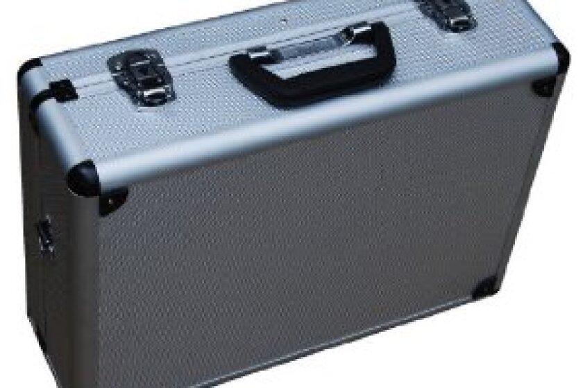 "Vestil CASE-1814, 18"" Aluminum Storage Case"
