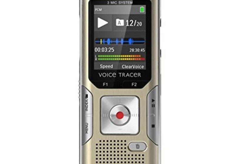 Philips DVT6500 Voice Tracer Digital Recorder