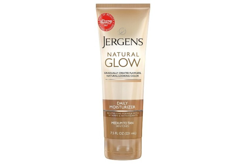 Jergens Natural Glow Daily Moisturizer Tanning Lotion