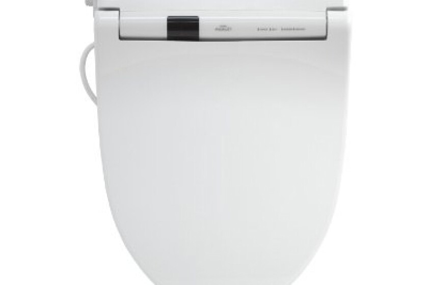 TOTO SW554-01 Washlet S300 Elongated Front Toilet Seat