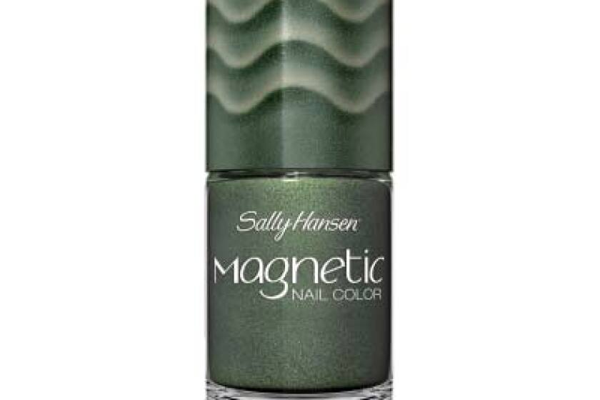 Sally Hansen Magnetic Nail Color