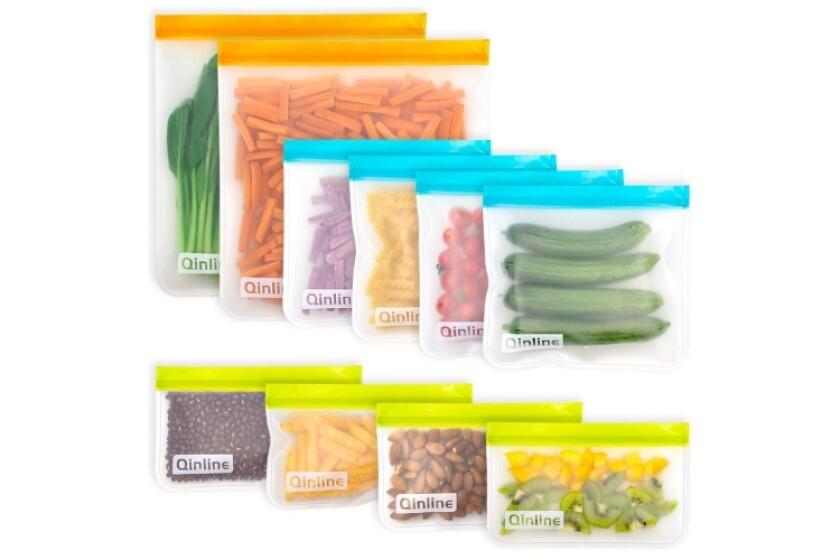 Best Leakproof Reusable Sandwich Bag