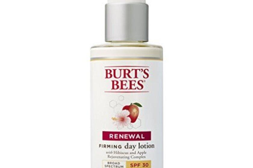 Burt's Bees Renewal SPF 30 Day Lotion