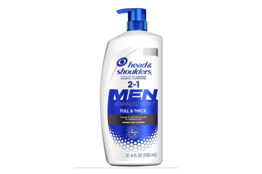 Head & Shoulders Full & Thick 2-In-1 For Men