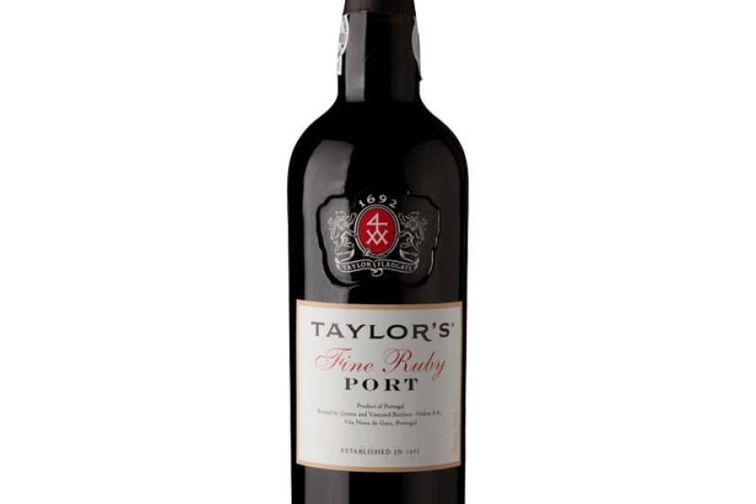 Taylor's Fine Ruby Porto