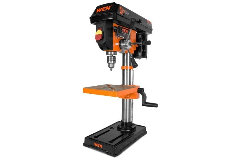 best WEN Apex 10 inch Laser Drill Press