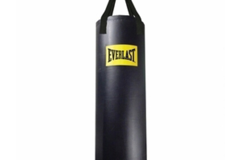 Everlast 100lbs. Powercore Nevatear Heavy Bag