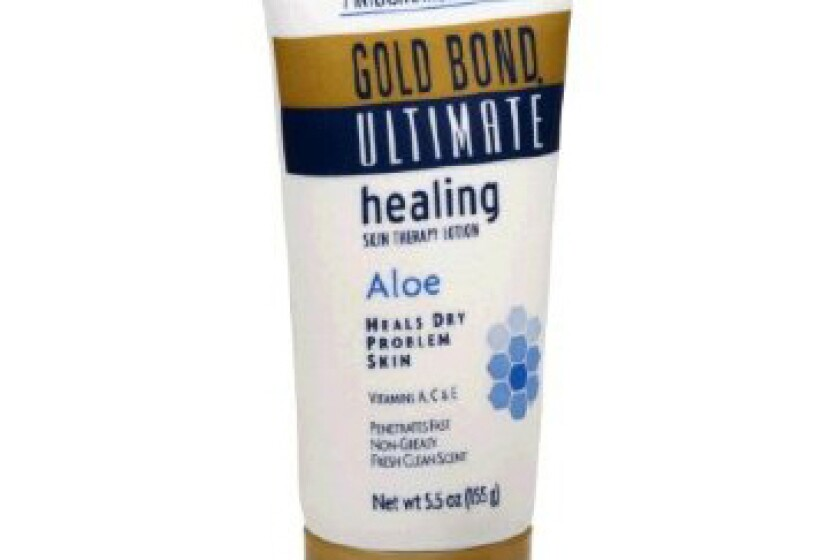 Gold Bond Ultimate Healing Skin Therapy Lotion