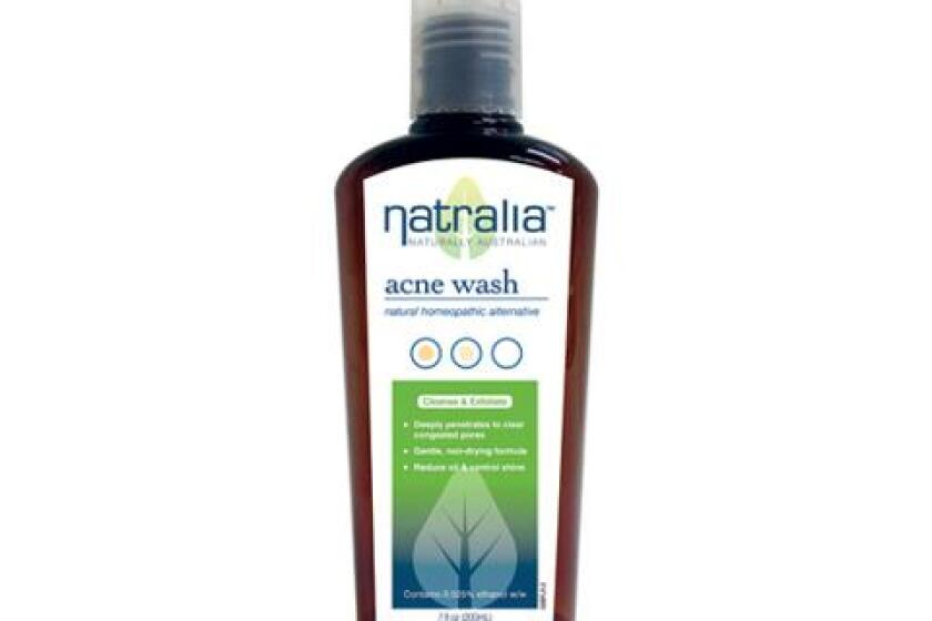 Natralia Acne Rescue Wash