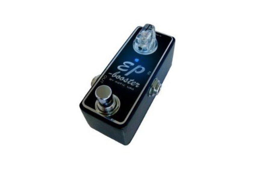 Xotic EP Booster Mini EQ Effect Pedal