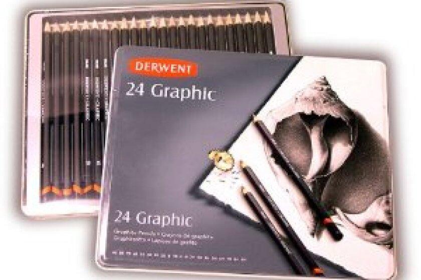Derwent Graphic Pencils