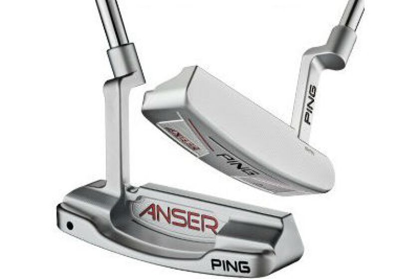 Ping Anser 5 Milled Putter