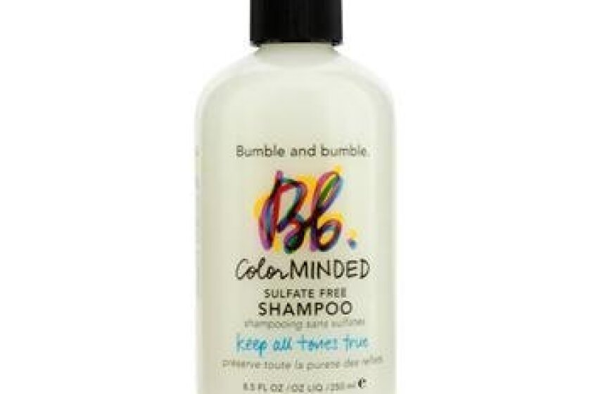 Bumble and Bumble Color Minded Sulfate Free Shampoo