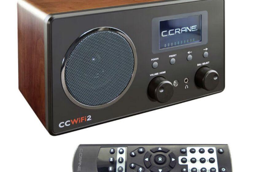 C.Crane Orphan WiFi Internet Radio