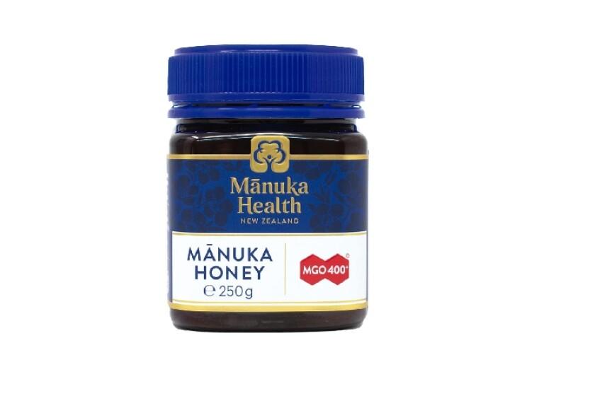 Best MGO 400+ Organic Manuka Honey