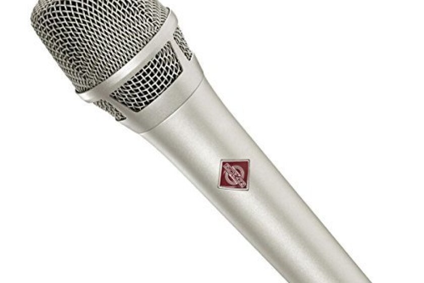 Solution-D Digital Cardioid Handheld Microphone