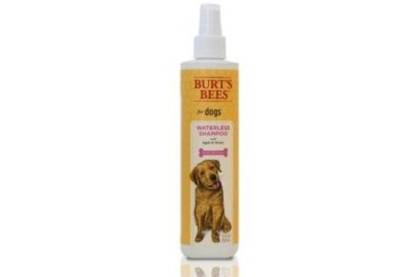 Burt's Bees for Dogs Waterless Shampoo with Apple and Honey