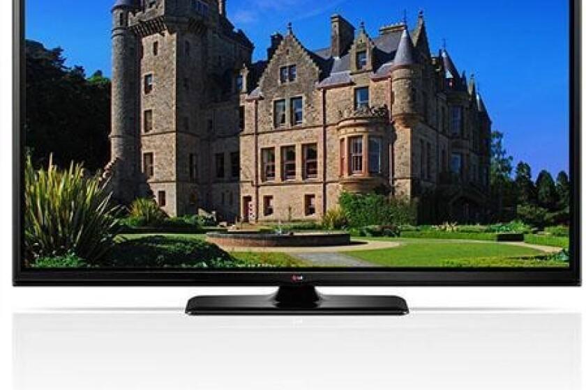 LG 50PB6600 1080P Plasma Smart HDTV