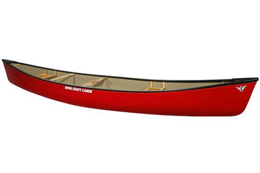 Nova Craft Canoe Moisie