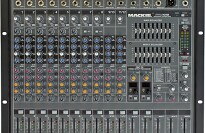Mackie PPM1012 12-Channel Powered Mixer (Stereo, 1600 Watts)