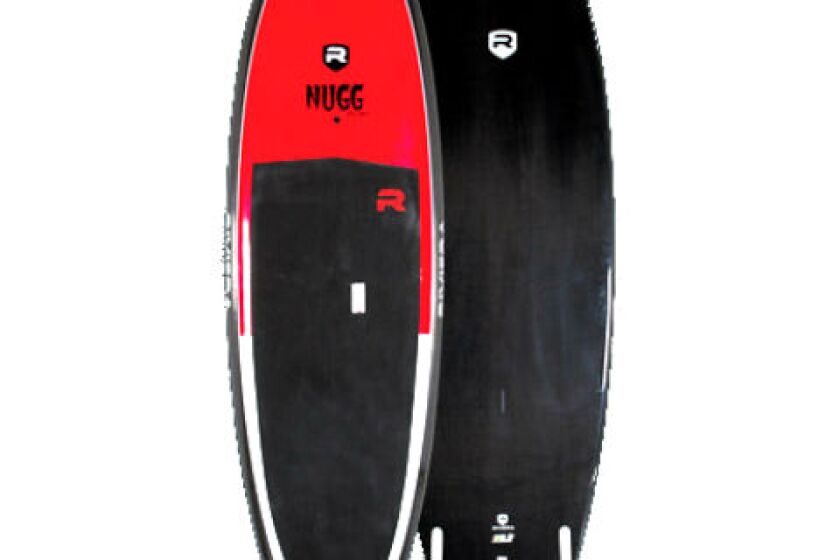 """Riveria Paddlesurf 9' 2"""" Turbo Carbon Nugg Stand Up Paddleboard"""