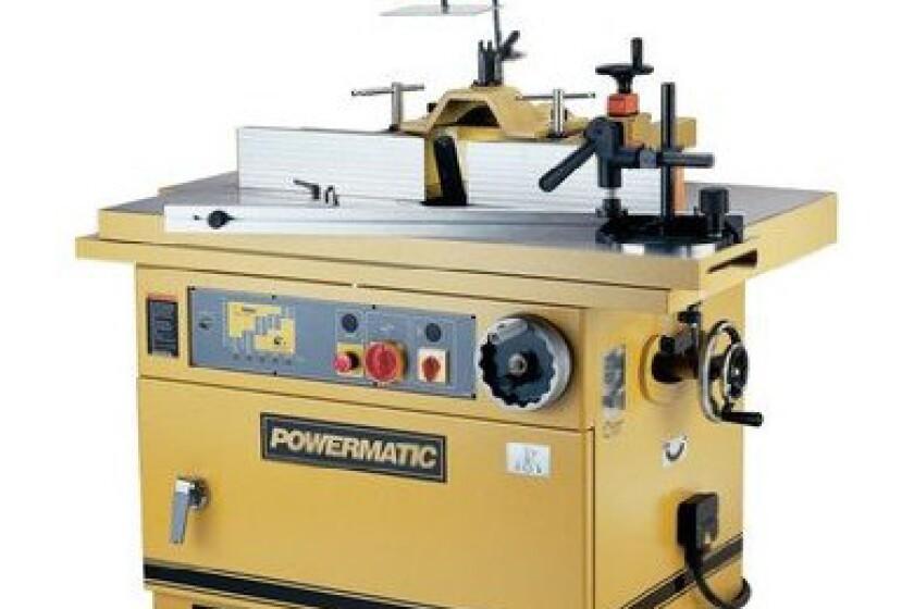 Powermatic TS29 7-1/2 HP Shaper with Sliding Table