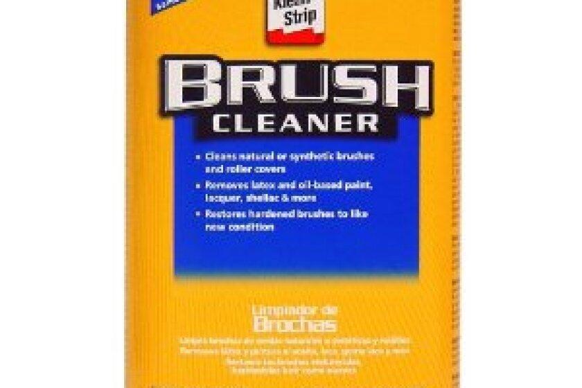 Klean-Strip Brush Cleaner