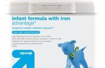 Up & Up Infant Formula with Iron