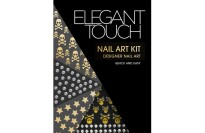 Elegant Touch Nail Art Kit-Skulls, Stars and Diamonds