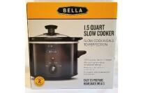 best bella slow cooker crock pot