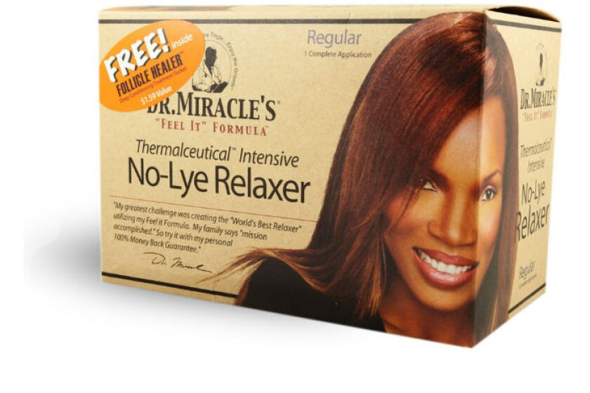 Dr. Miracle's Thermalceutical Intensive No-lye Hair Relaxer