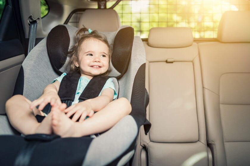 How To Travel Safely with a Baby