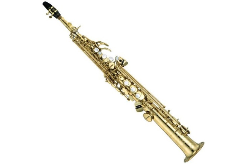 Yamaha YSS-875EX Custom Soprano Saxophone