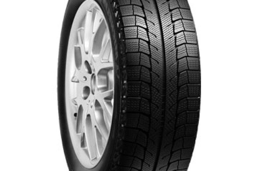 Michelin X-Ice Xi2 Winter Tires