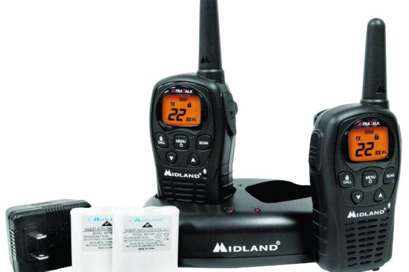 Midland LXT500VP3 22-Channel Two-Way Radio